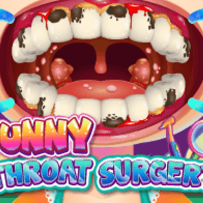 Funny Throat Doctor